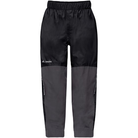 VAUDE Escape Padded III Pantalon Enfant, black uni